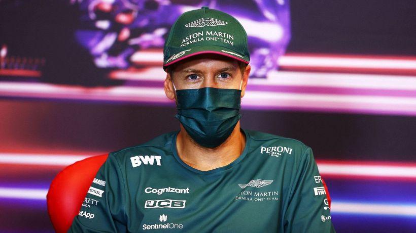 F1: piloti meno coraggiosi, Vettel non è d'accordo