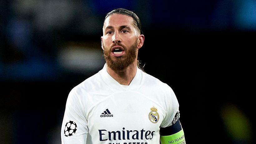 Dalla Spagna, Sergio Ramos ha parlato con un club di Serie A