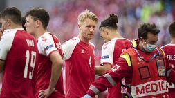 """Euro 2020, Kjaer: """"La Danimarca ha fame, lo vedrete"""""""