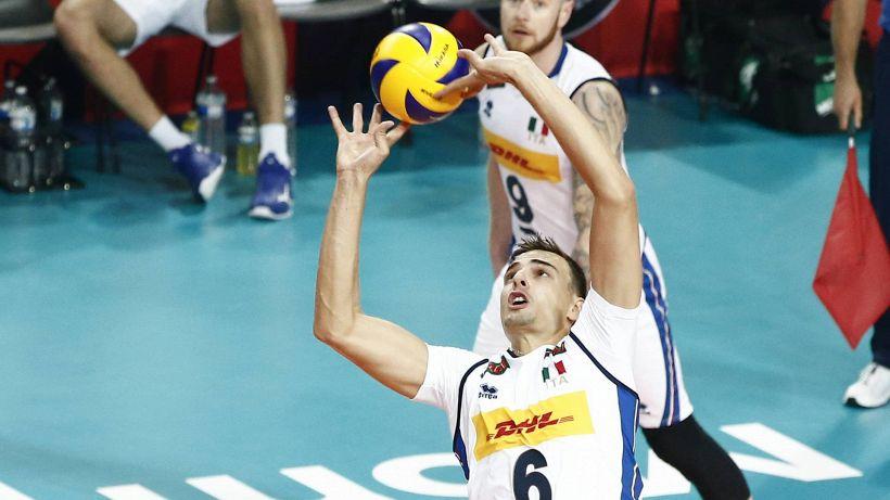 Volley, Simone Giannelli si presenta ai tifosi di Perugia