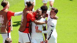 Euro 2020: l'Inghilterra non sbaglia, Sterling affonda la Croazia