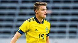 Svezia, dopo Kulusevski anche Svanberg positivo al Covid
