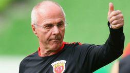 """Eriksson: """"Svezia, peccato per Ibra ko, Mancini allenatore già quando giocava"""""""