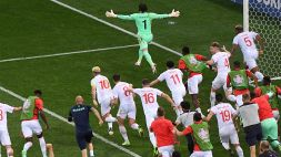Euro 2020, una grandissima Svizzera elimina la Francia! 7-8 d.c.r.