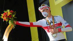 "Tour de France, Pogacar: ""Mi sento preparato e fiducioso"""