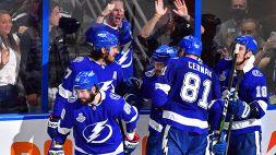Tampa Bay fa subito la voce grossa: Montreal travolta