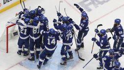 Stanley Cup, la finale sarà Canadiens-Tampa Bay