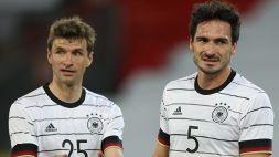 La Germania ritrova Hummels e Muller: tornano in Nazionale dopo 927 giorni