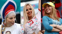 Euro 2020: le tifose più belle, spettacolo sugli spalti