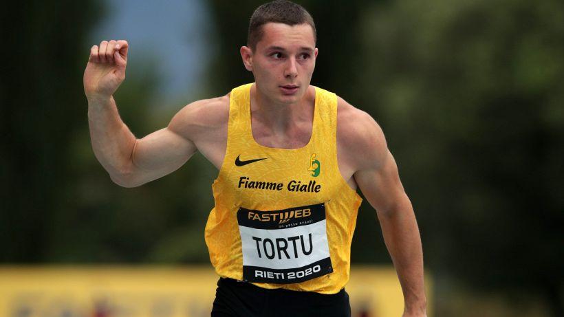 Filippo Tortu torna in pista a Ginevra