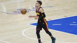 NBA: Atlanta vince in rimonta, LA Clippers da favola