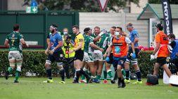 Rugby, Treviso fa la storia: 1° titolo internazionale all'Italia