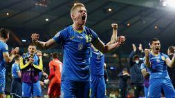 Euro 2020, Svezia-Ucraina 1-2: le foto
