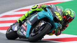 MotoGp, PL1 Germania: Marquez ok, Valentino Rossi tra gli ultimi