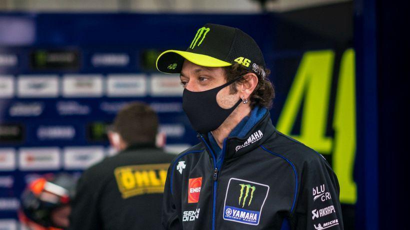 MotoGP, Valentino Rossi: esame Assen prima della grande decisione