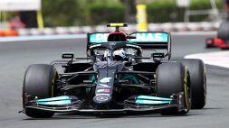 """F1, Toto Wolff e la rabbia di Valtteri Bottas: """"È positivo"""""""