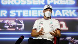 """F1, Bottas: """"Anche un finlandese ha delle emozioni"""""""