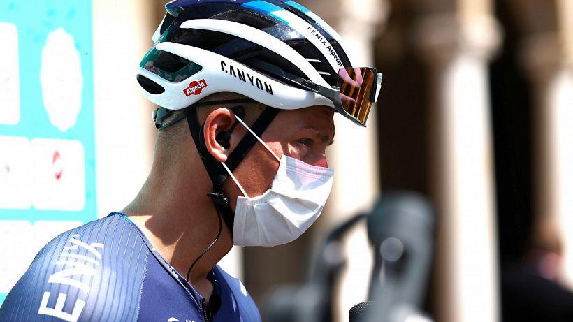 Giro di Svizzera, doppio colpo per Mathieu van der Poel