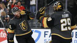 NHL: i Canadiens vedono la semifinale, impresa dei Knights