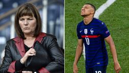 L'ira di Veronique Rabiot: insulti ai genitori di Pogba e Mbappé