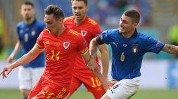 """Verratti cuore Italia: """"La Nazionale è di tutti, siamo orgogliosi"""""""