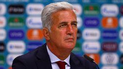 """Petkovic: """"Così l'Italia arriva tra le prime 4"""""""