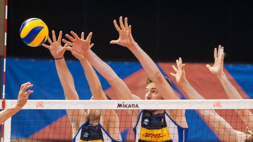 VNL, bella vittoria dell'Italia sulla Francia
