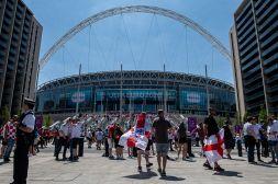Euro 2020, a Wembley in 60mila: il governo dà l'ok per semifinali e finale