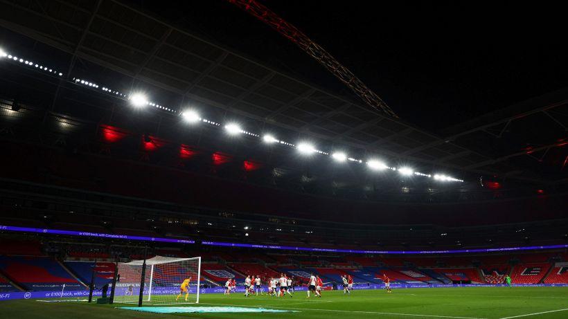 No training at Wembley for Italy