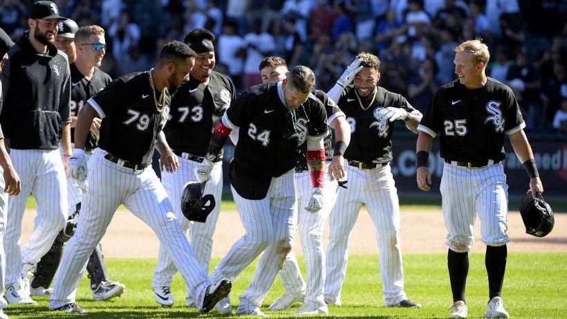 American League: I White Sox volano in vetta