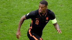 "Inter, Wijnaldum ammette: ""Potevo arrivare, mi erano piaciuti"""