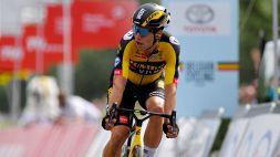 Tour de France: van Aert deluso ma domani ci vuole subito riprovare