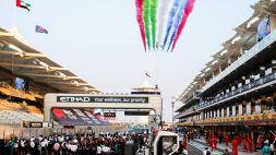 F1: ufficializzate le modifiche allo Yas Marina Circuit