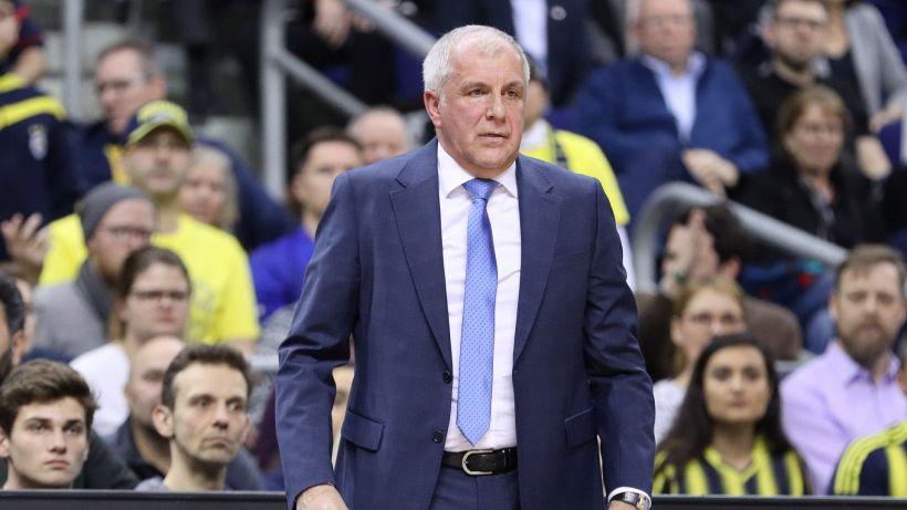 Zeljko Obradovic torna a casa: c'è la firma col Partizan Belgrado