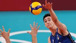 """Volley, Michieletto cresce: """"Mi sono alzato di 2 cm, ora misuro 2.11 metri"""""""