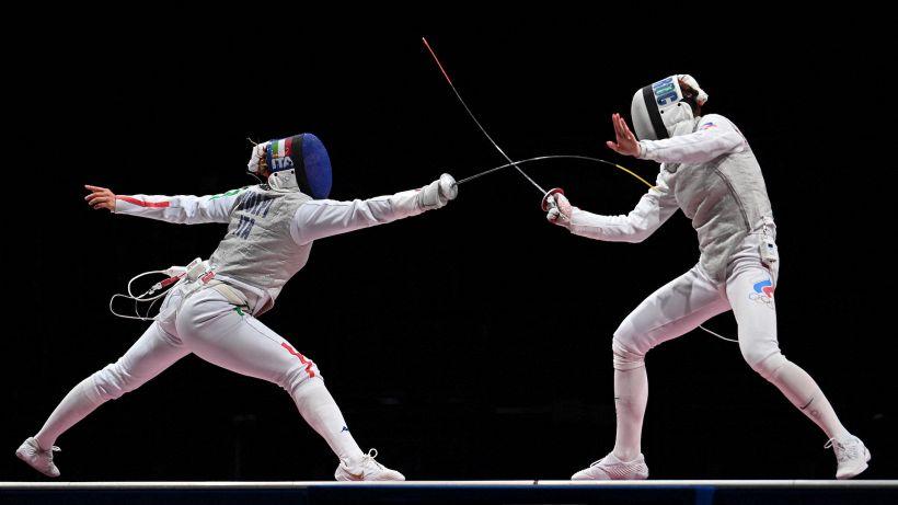 Tokyo 2020: Volpi fermata in semifinale da Deriglazova nel fioretto femminile, Santarelli ci prova nella spada maschile