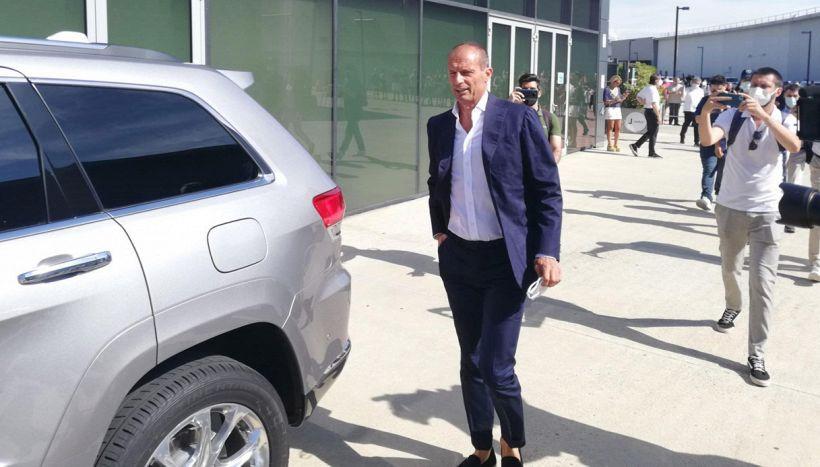Juve, si riparte da Allegri. Nedved prova a frenare su Ronaldo