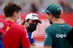 F1, Gp Austria: scintille tra Alonso e Vettel, tedesco punito