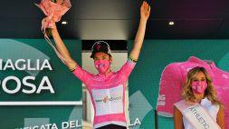 Anna Van der Breggen vince per la quarta volta il Giro d'Italia femminile
