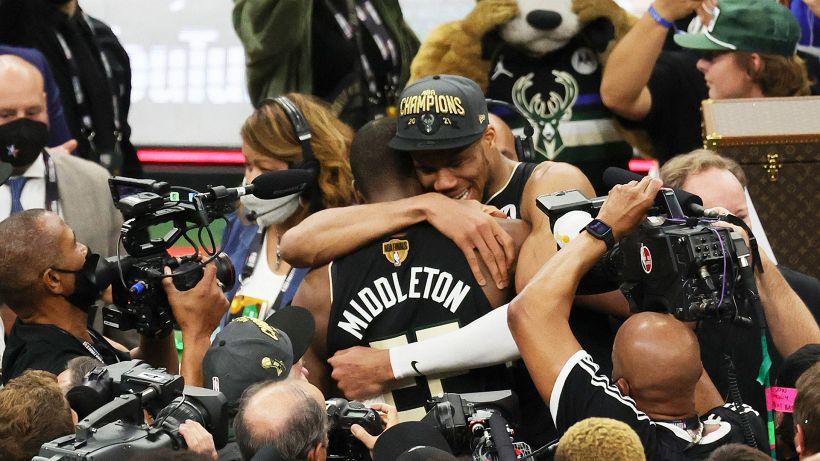 NBA 2021: il percorso trionfale dei Milwaukee Bucks
