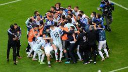 Copa America, Argentina-Colombia 4-3 dcr: Albiceleste in finale col Brasile