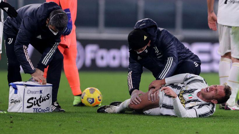 Juventus, operato Arthur: salterà l'inizio della stagione