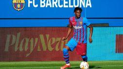 Alejandro Balde blindato dal Barcellona: clausola da 500 milioni