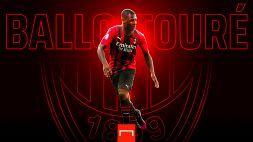 Milan, altro colpo: ufficiale l'arrivo di Ballo-Touré