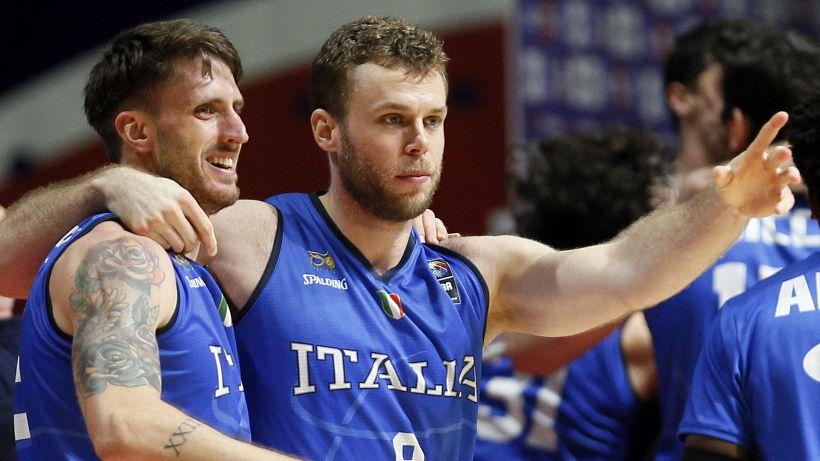 Italbasket, l'emozione di Spissu e Ricci dopo l'allenamento a Saitama