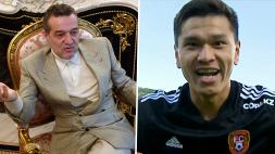 Figuraccia Steaua Bucarest: il presidente caccia i due nuovi acquisti