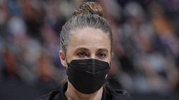 NBA, salta il sogno da head coach di Becky Hammon
