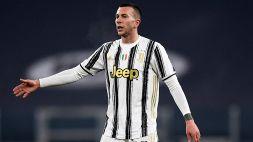 Juventus, Bernardeschi sacrificato per una stella di Euro 2020