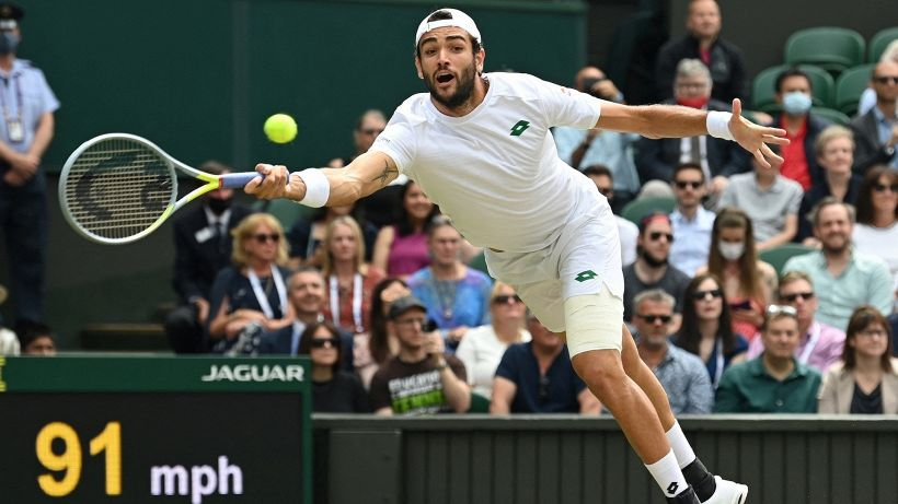 Matteo Berrettini eroico, ma non basta. Djokovic re di Wimbledon