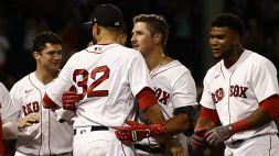 Boston mette la freccia: i Rex Sox vedono le World Series